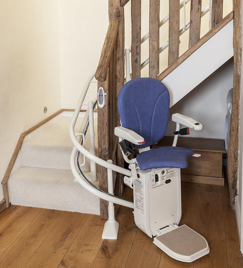 cadeira de escadas