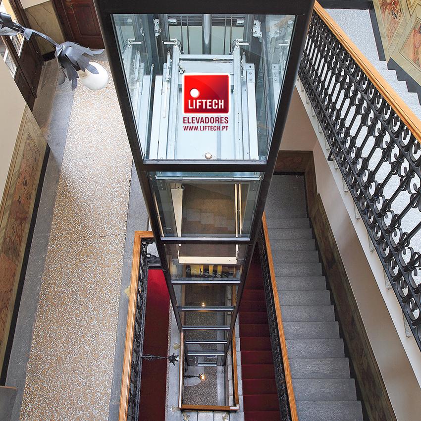 elevadores residenciais preço
