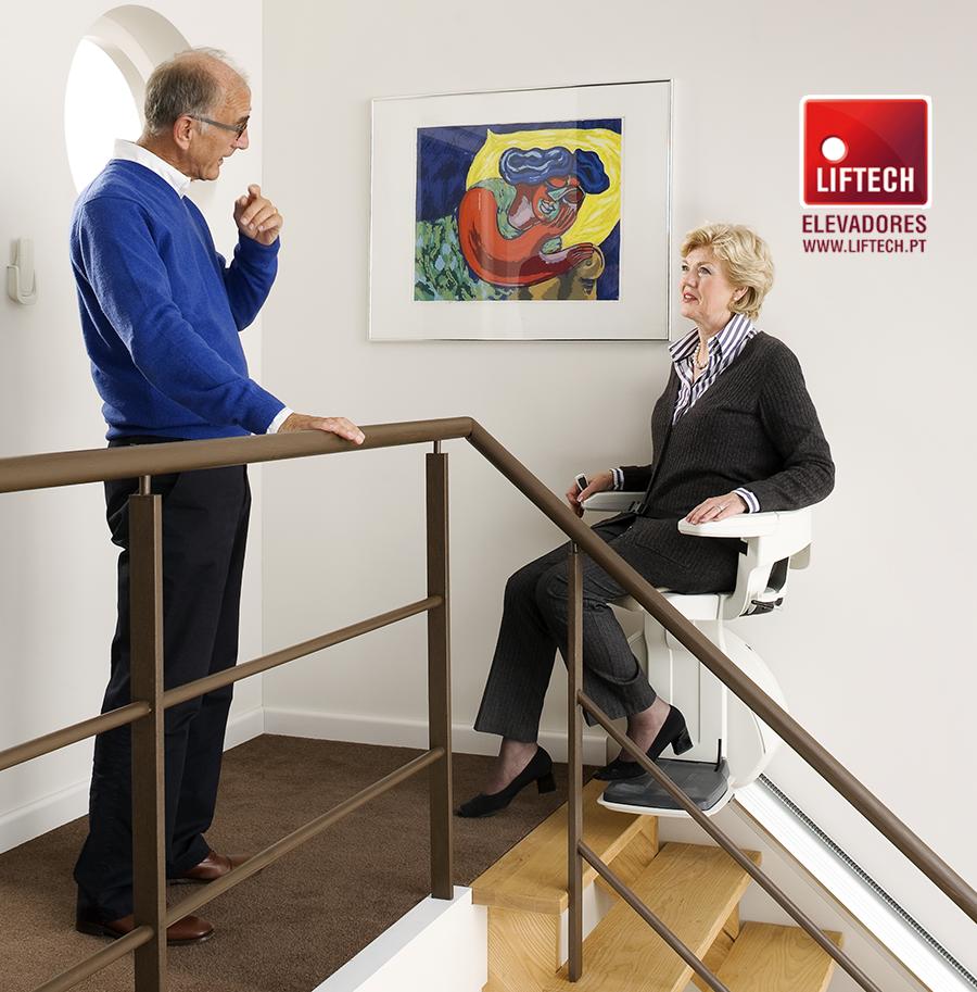 cadeiras de escadas Liftech