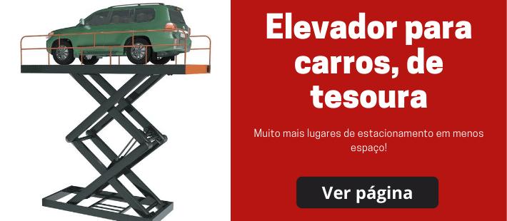elevadores automóvel tesoura